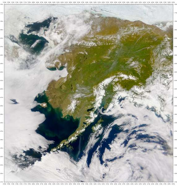 SeaWiFS: Alaska - related image preview