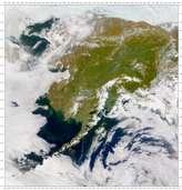 SeaWiFS: Alaska - selected image