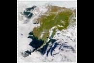 SeaWiFS: Alaska