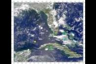 SeaWiFS: Northern Hemisphere, Southern Shadows