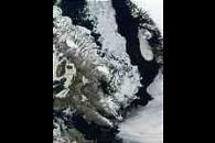 Baffin Bay and Baffin Island, North Canada