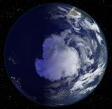 Light and Dark Image Pair: South Pole - selected image