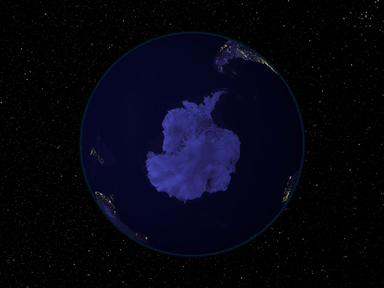 Light and Dark Image Pair: South Pole - related image preview