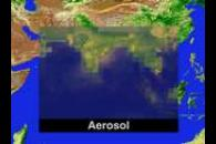 Effects of Aerosols over the Indian Ocean