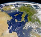 SeaWiFS: Sunny Day in Europe - selected image
