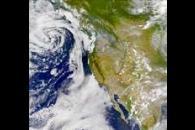 SeaWiFS: Western North American Smoke
