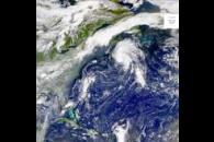 SeaWiFS: Tropical Storm Dean