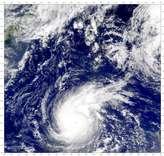 SeaWiFS: Super Typhoon Wutip - selected image