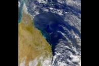 SeaWiFS: Queensland Smoke