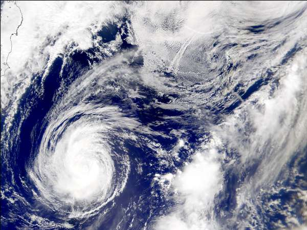 SeaWiFS: Typhoon Wutip - related image preview
