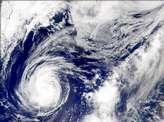SeaWiFS: Typhoon Wutip - selected image