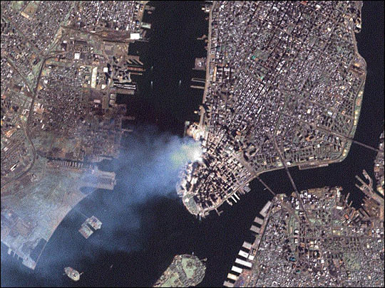 Aftermath of World Trade Center Attack - related image preview