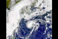 SeaWiFS: Hurricane Humberto