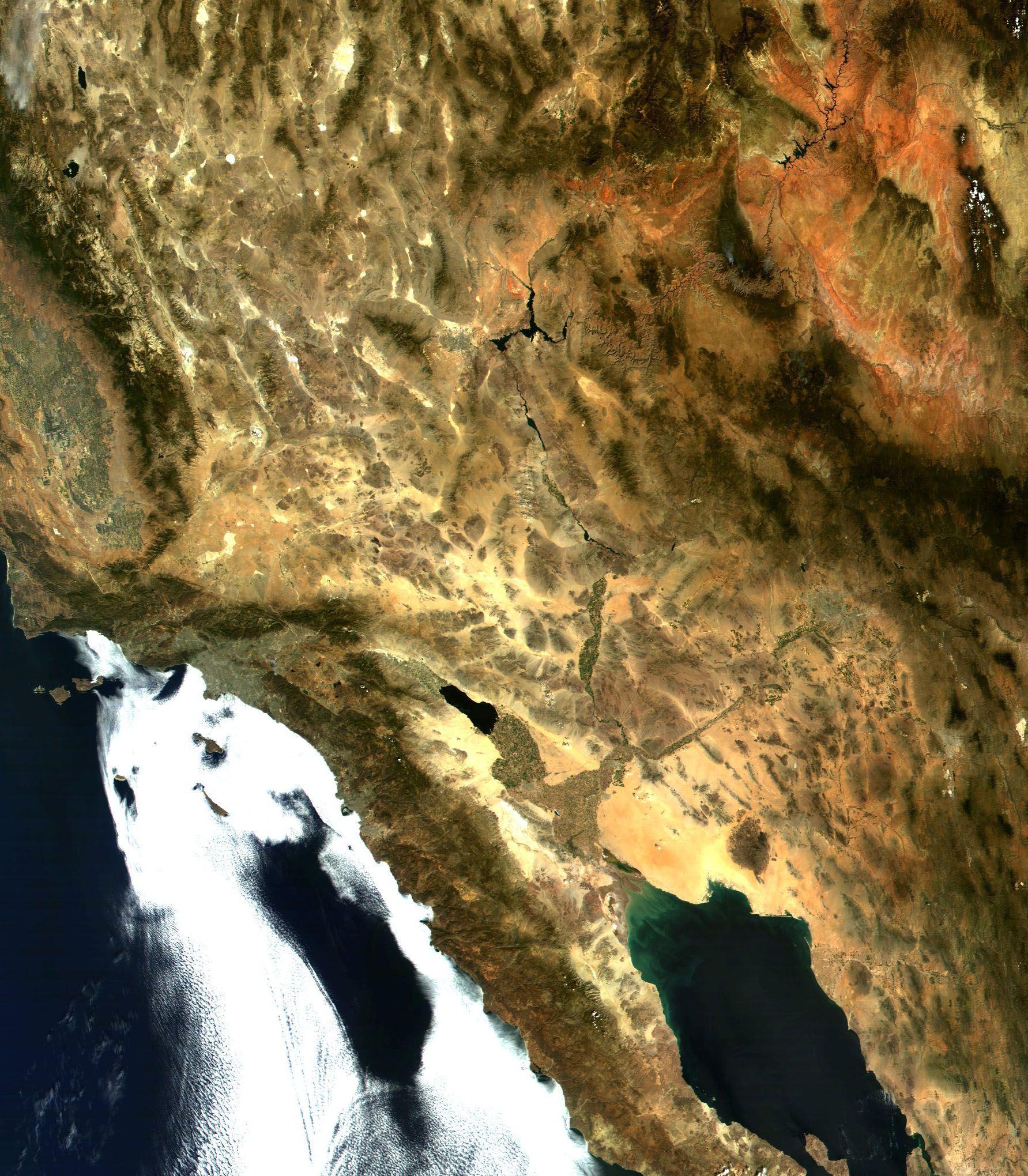 Southwestern U.S. - related image preview