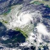 SeaWiFS: Hurricane Iris - selected image
