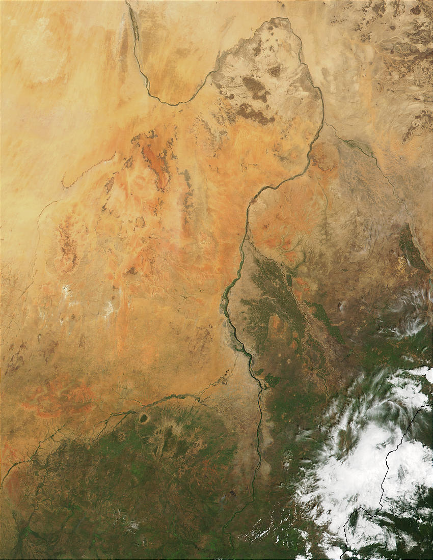 The Nile, Sudan - related image preview
