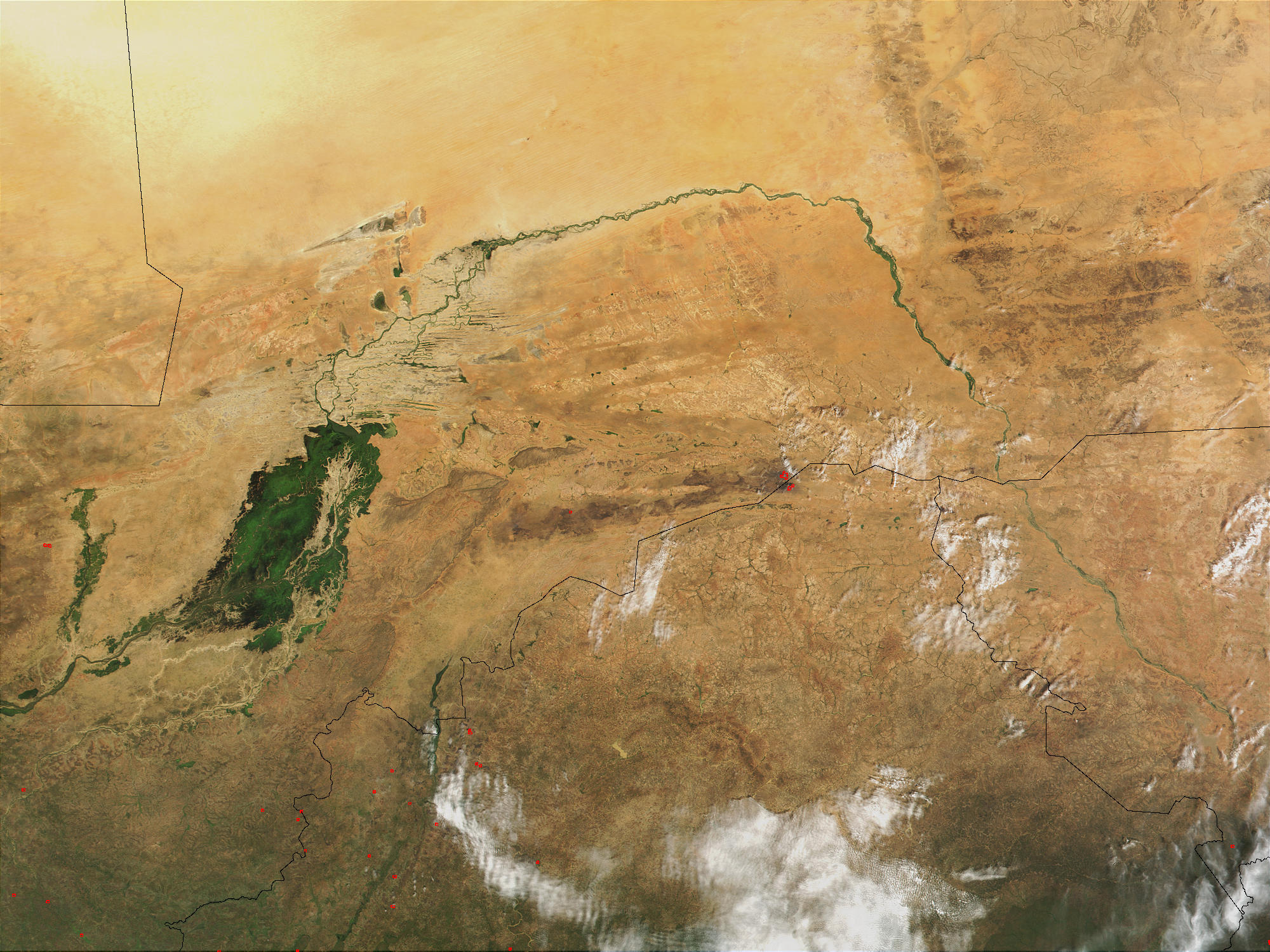Niger River in Mali - related image preview