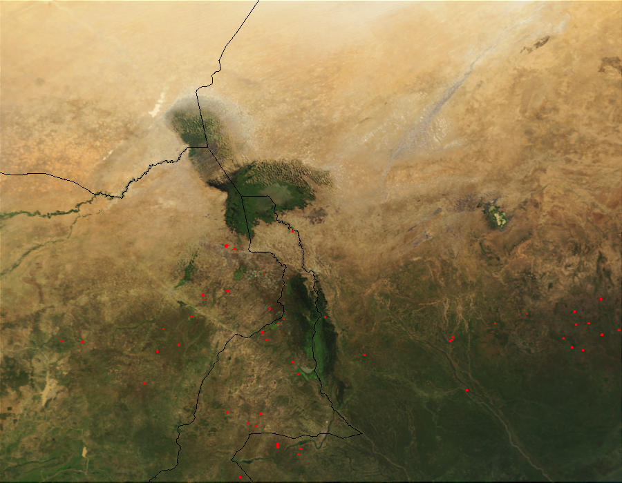 Lake Chad - Chad, Niger, Nigeria, and Cameroon - related image preview