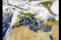 SeaWiFS: Mediterranean Dust