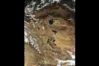 Westernmost Mongolia