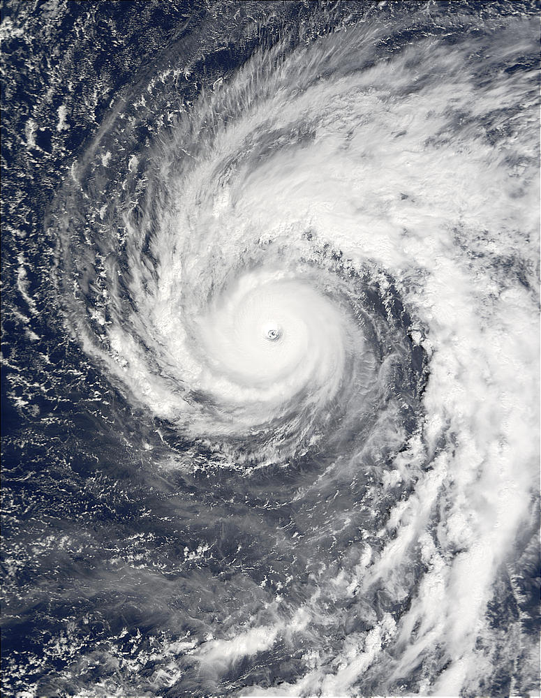Super Typhoon Podul (26W) east of Northern Mariana Islands - related image preview