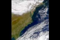SeaWiFS: North Carolina Smoke Plume