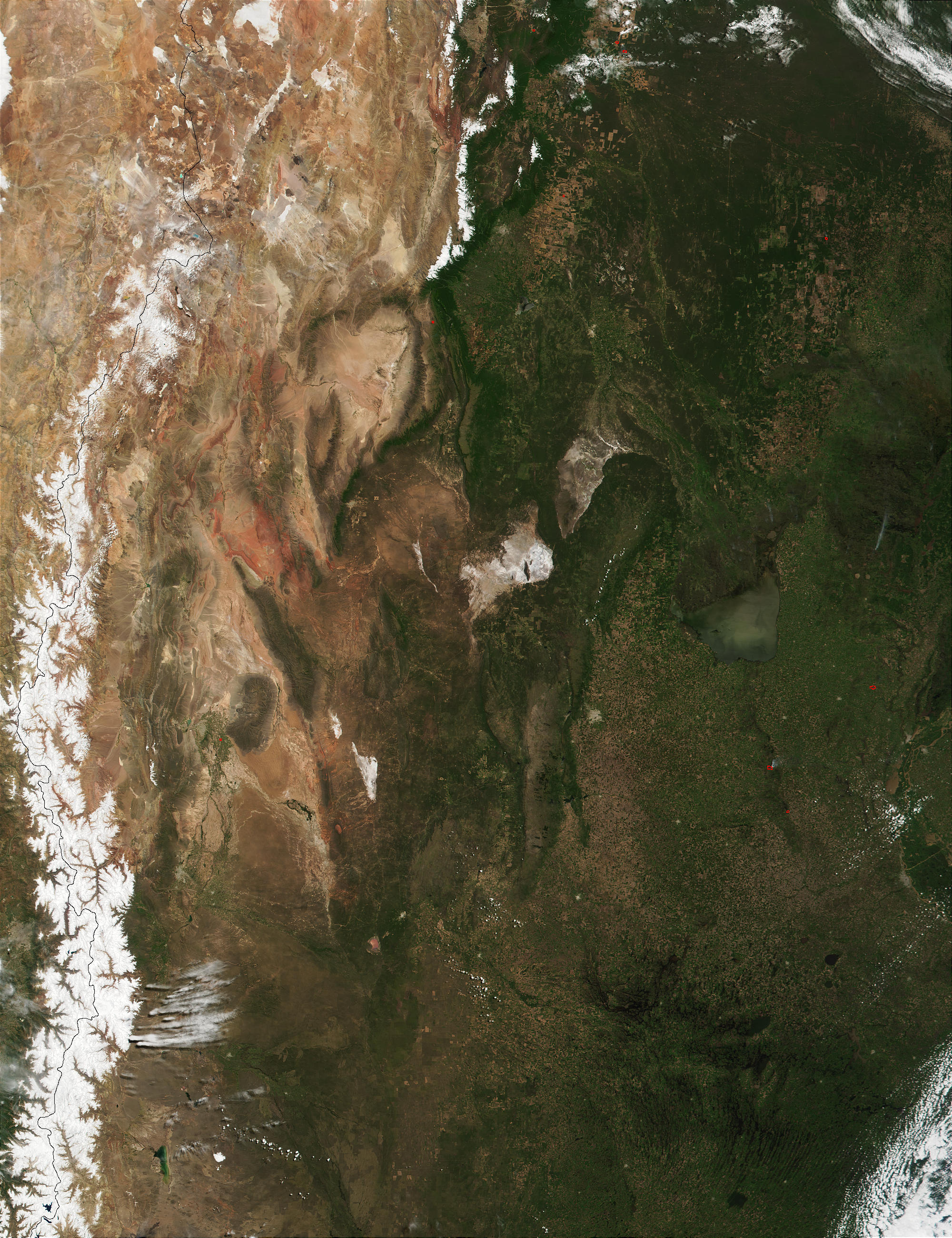Sierras of Northern Argentina - related image preview