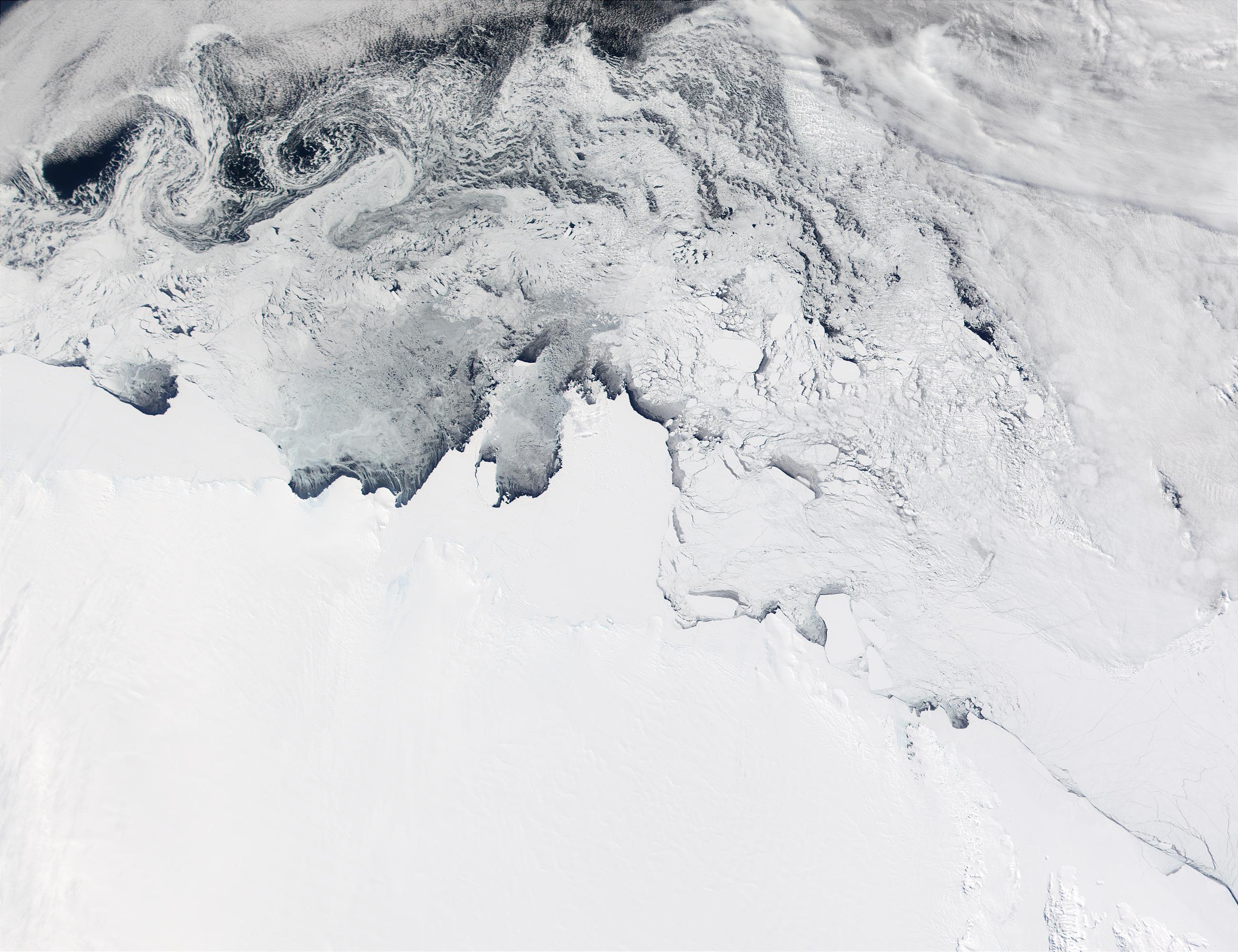 Adelie Coast, George V Coast, Oates Coast, and Pennell Coast, Antarctica - related image preview