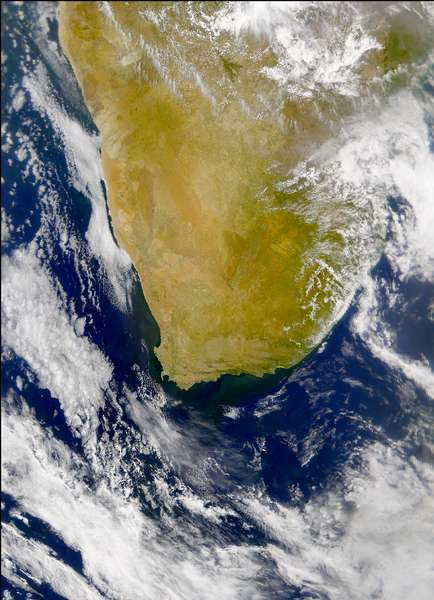 SeaWiFS: Southern Africa - related image preview