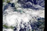 SeaWiFS: Hurricane Michelle