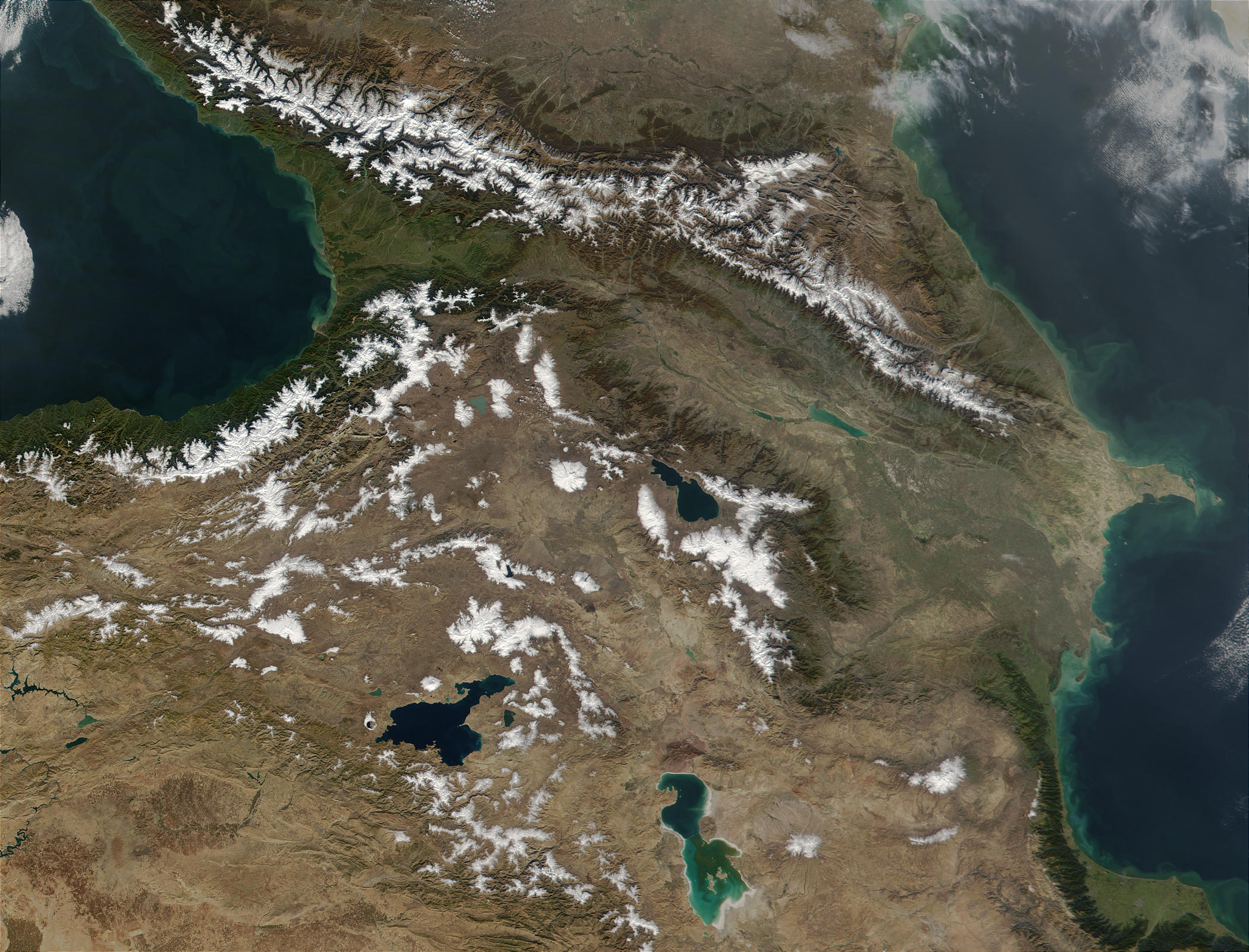 Caucasus Mountains - related image preview