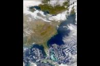 SeaWiFS: Eastern United States