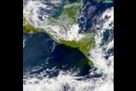 SeaWiFS: Productive Pacific off Central America