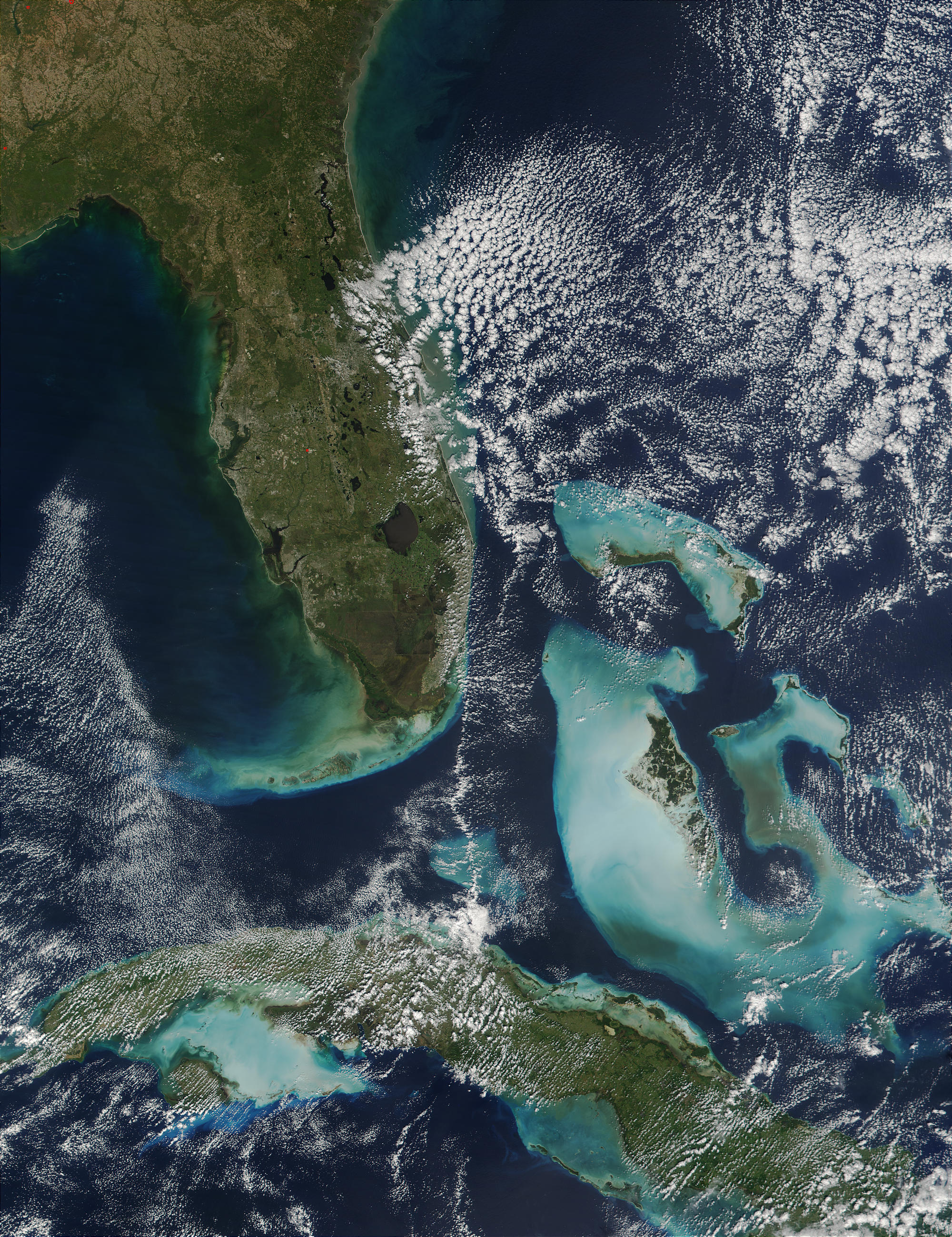 Cuba, Bahamas, and Jamaica - related image preview