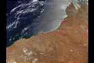 Wildfires in Western Australia