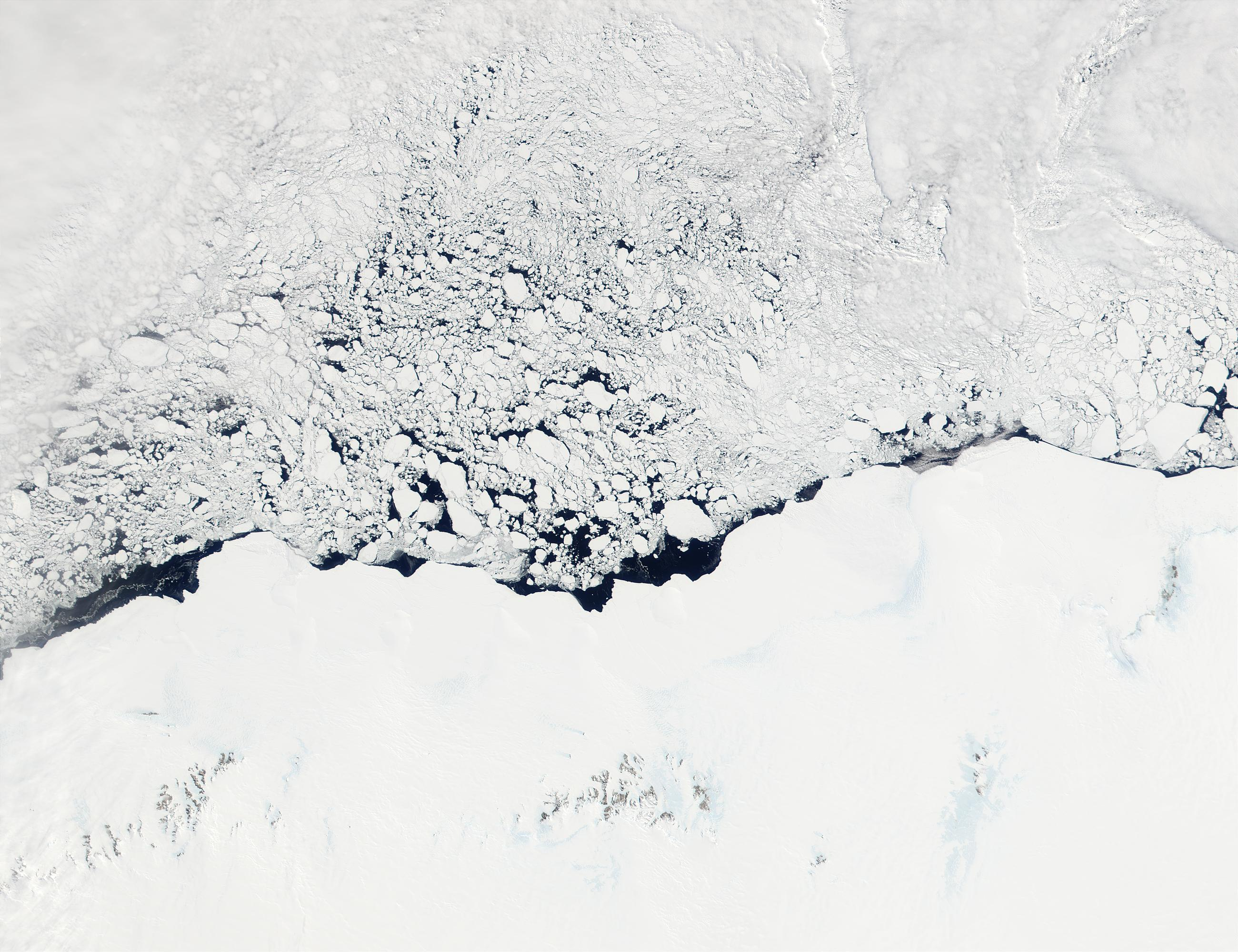 Princess Astrid Coast, Princess Ragnhild Coast, and Prince Harald Coast, Antarctica - related image preview