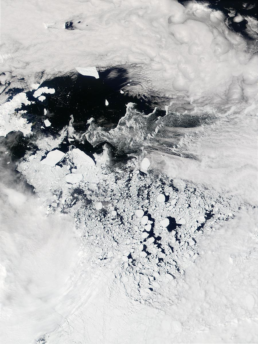 Northern Weddell Sea, Antarctica - related image preview