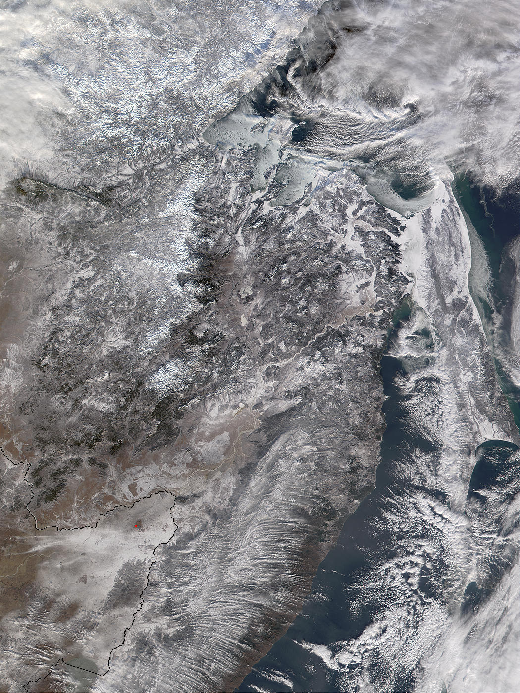 Southeast Siberia, Russia - related image preview
