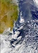 SeaWiFS: Smoke from Eastern Australia - selected image