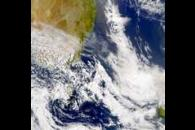 SeaWiFS: Smoke from Eastern Australia