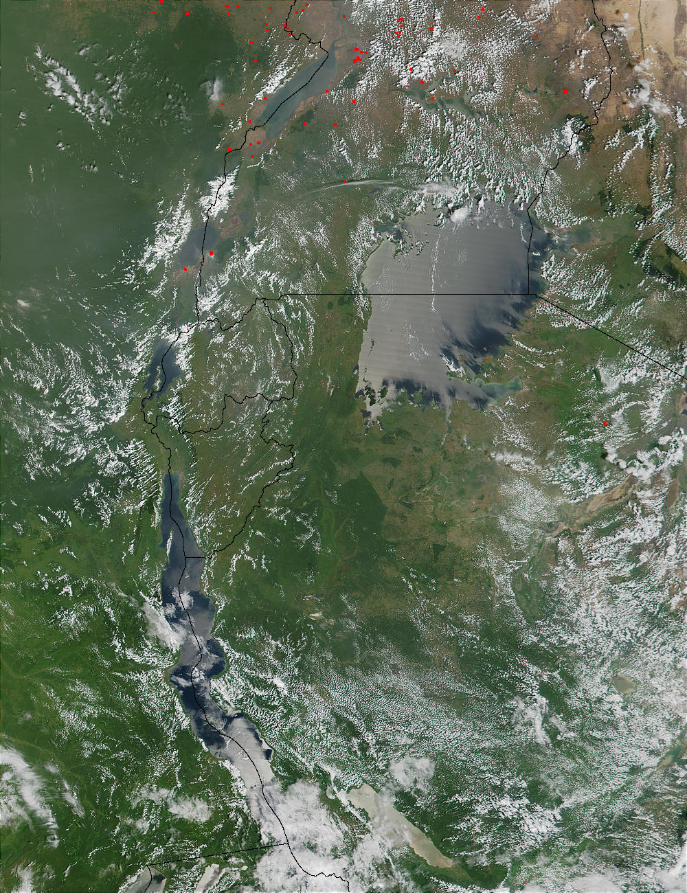Africa's Great Lakes - related image preview