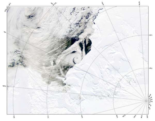 SeaWiFS: Ross Sea Storm - related image preview