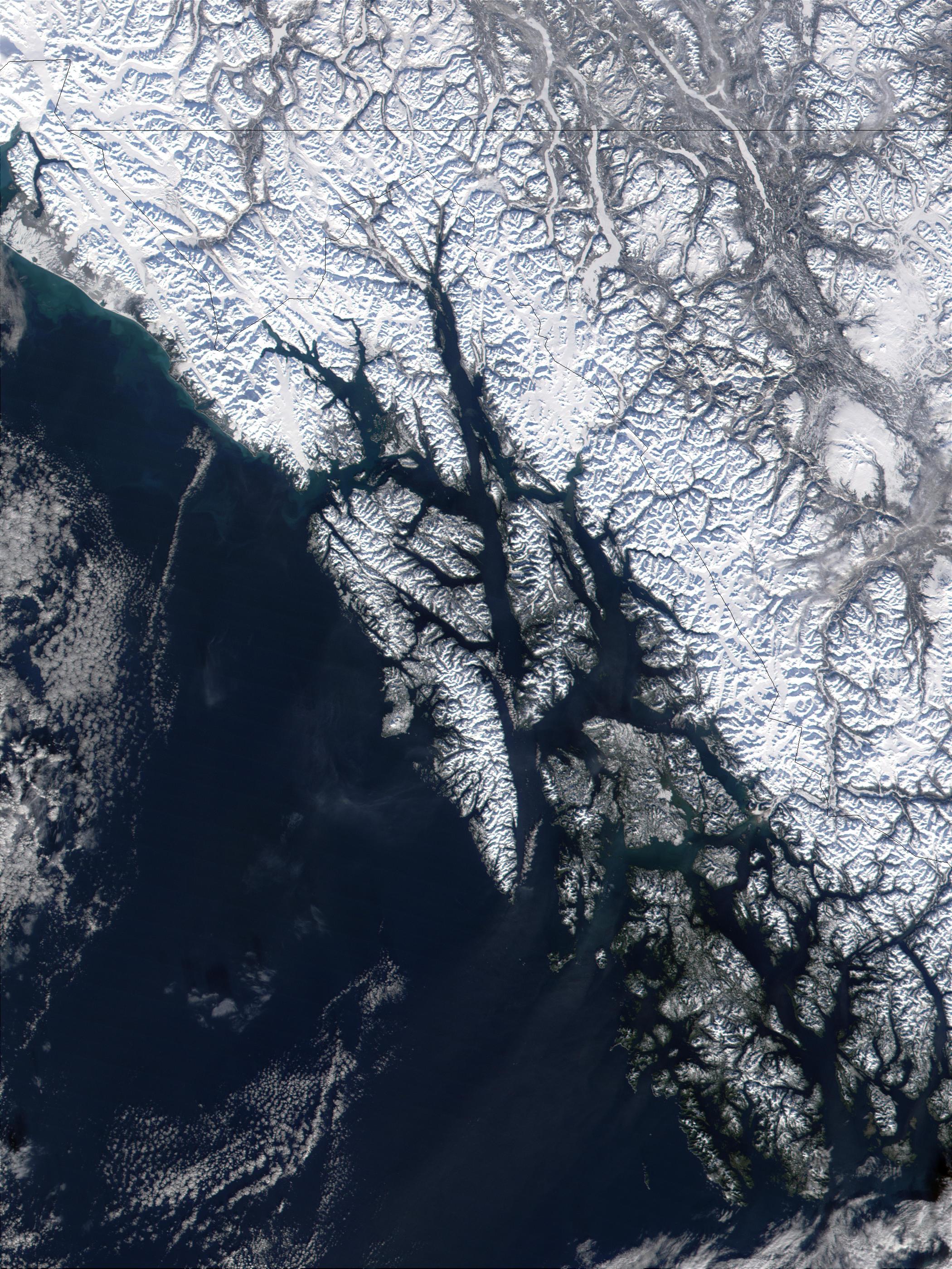 Alexander Archipelago, Southeastern Alaska - related image preview