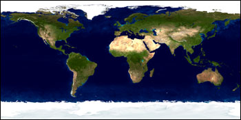 The Blue Marble: Land Surface, Ocean Color and Sea Ice - related image preview