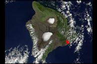 Mauna Kea and Mauna Loa, Hawaii