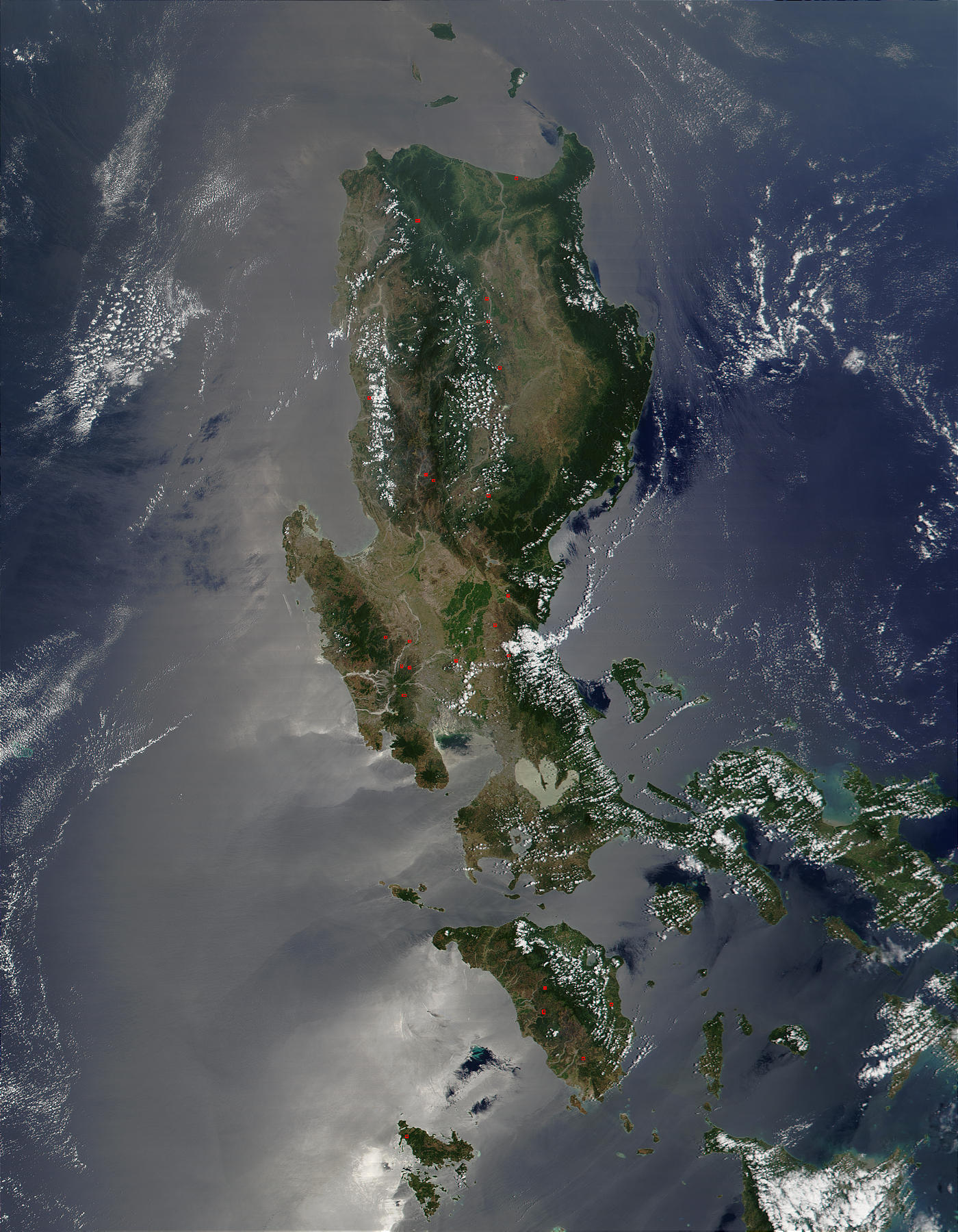 Fires in Philippines - related image preview