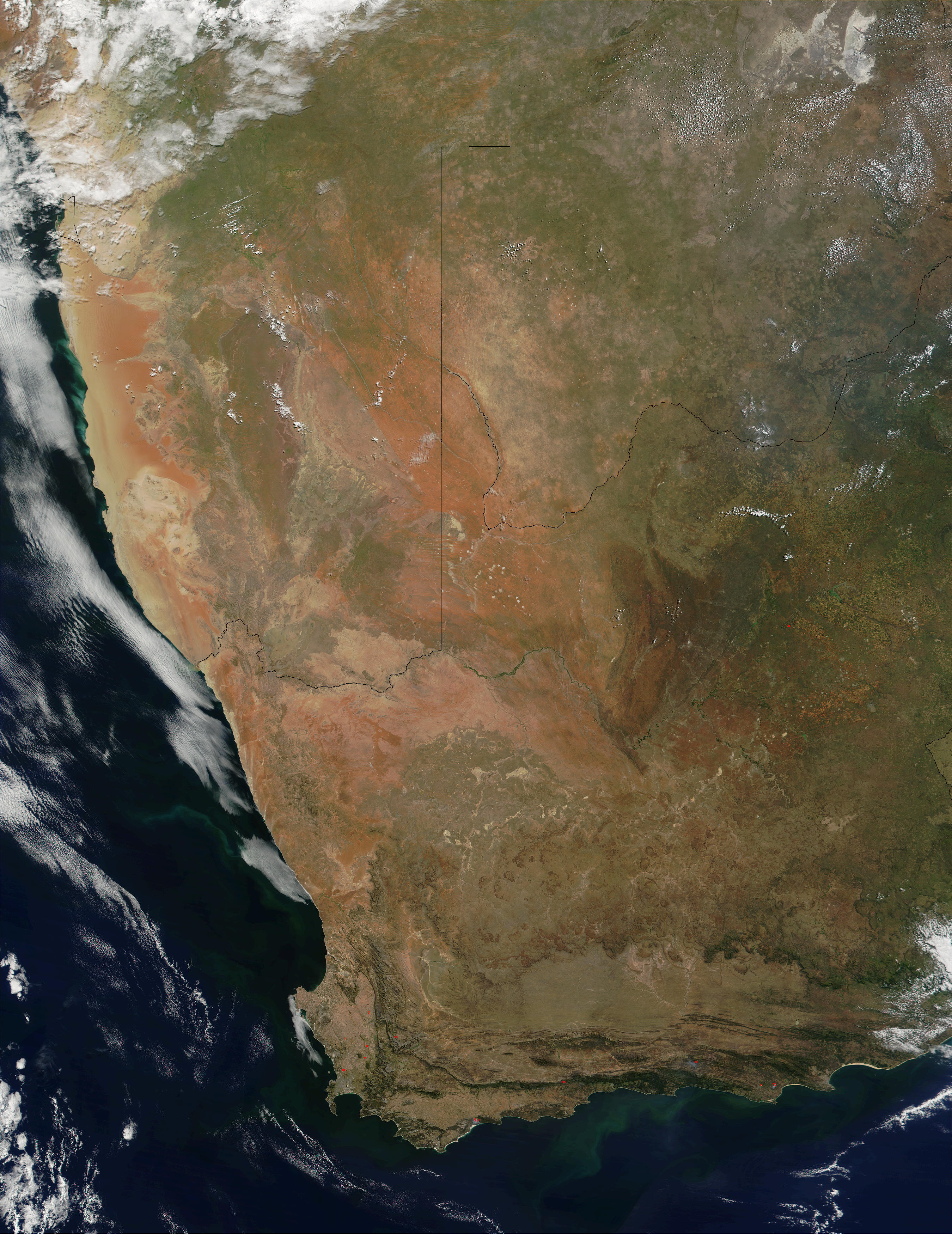Namibia, Botswana, and South Africa - related image preview