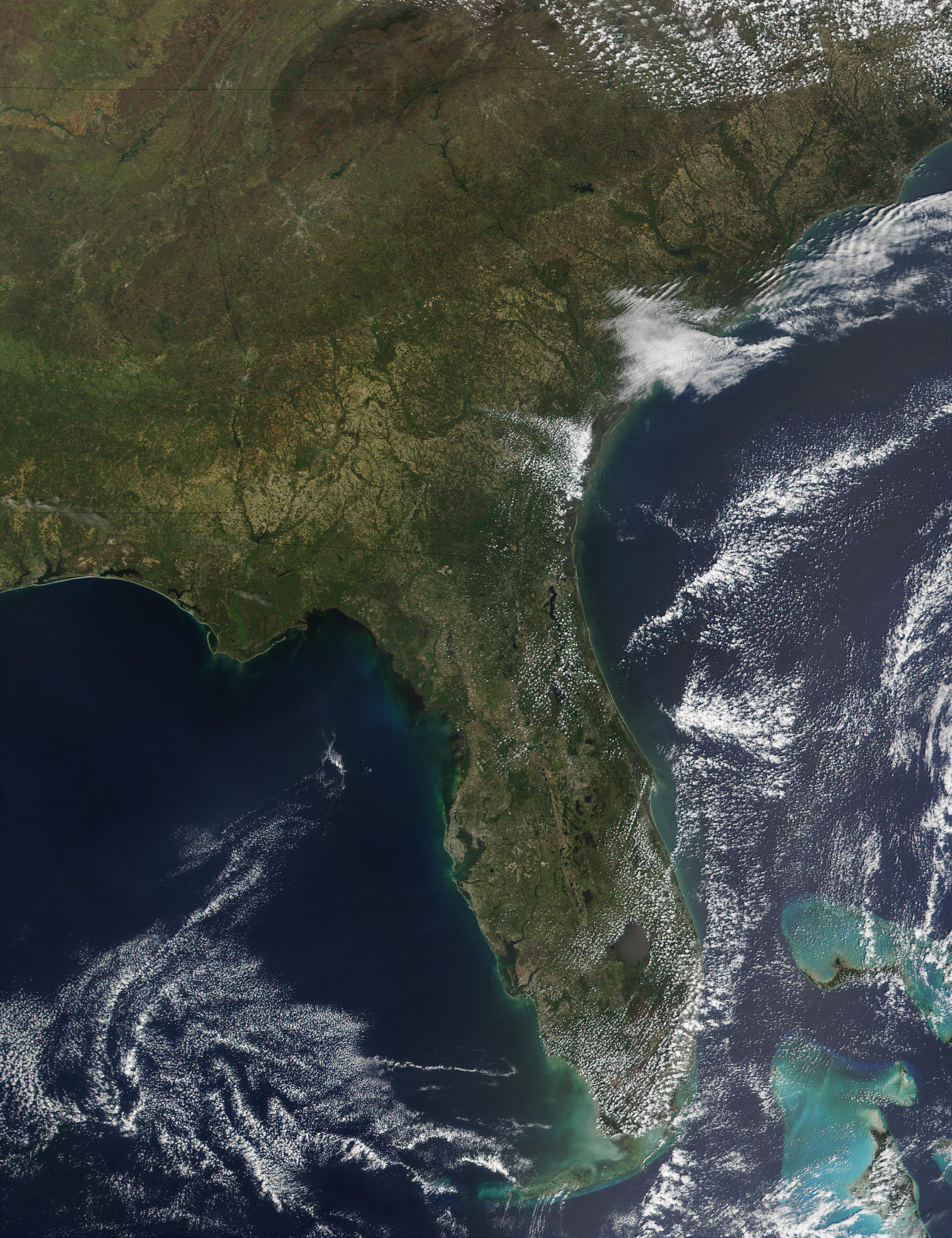 Southeast United States - related image preview