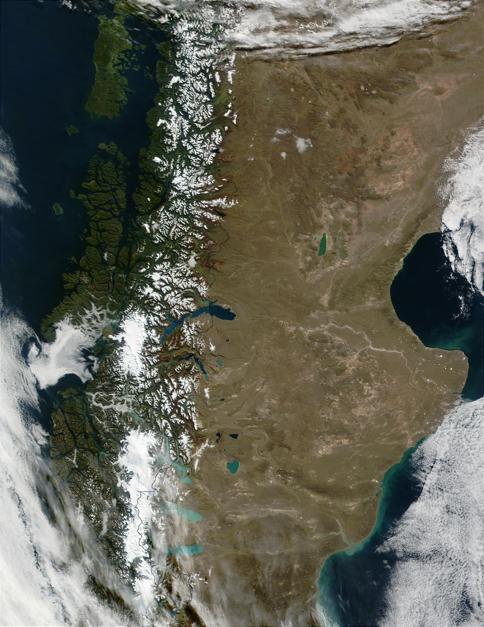 Patagonia (Argentina) and Southern Chile - related image preview