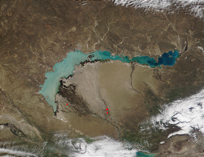 Lake Balkhash, Kazakhstan - related image preview